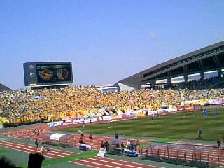 J1第5節:仙台vs鹿島